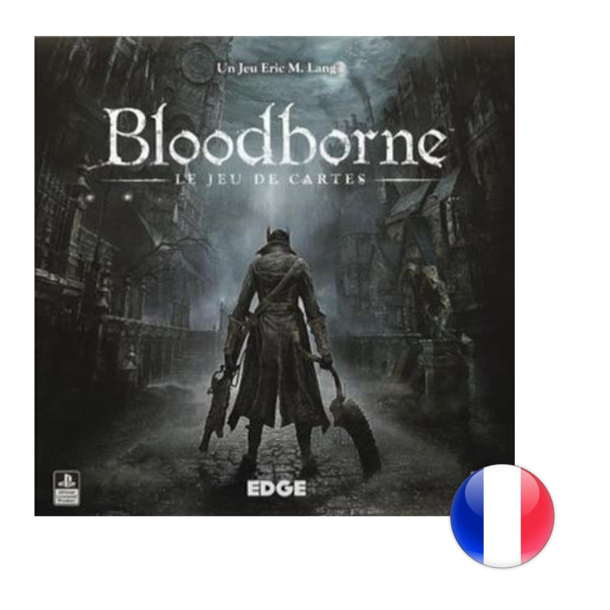 CMON Limited Bloodborne - Le jeu de carte