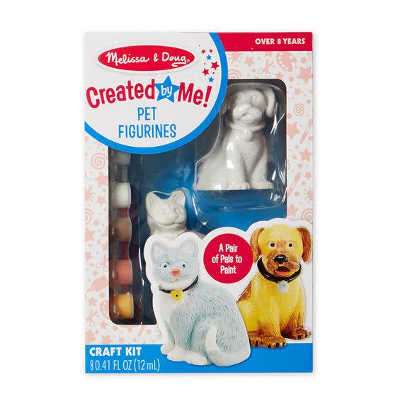 Melissa & Doug Created by me! Pet Figurines