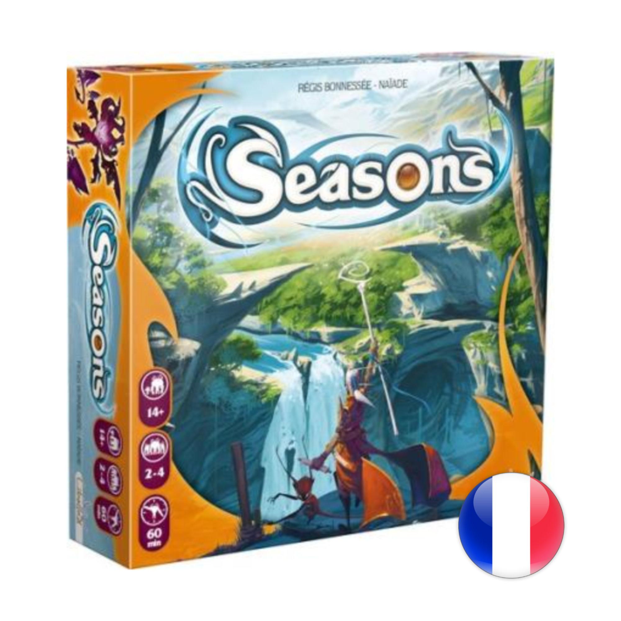 Libellud Seasons VF