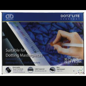 Diamond Dotz Diamond Dotz - Tableau lumineux Dotzlite