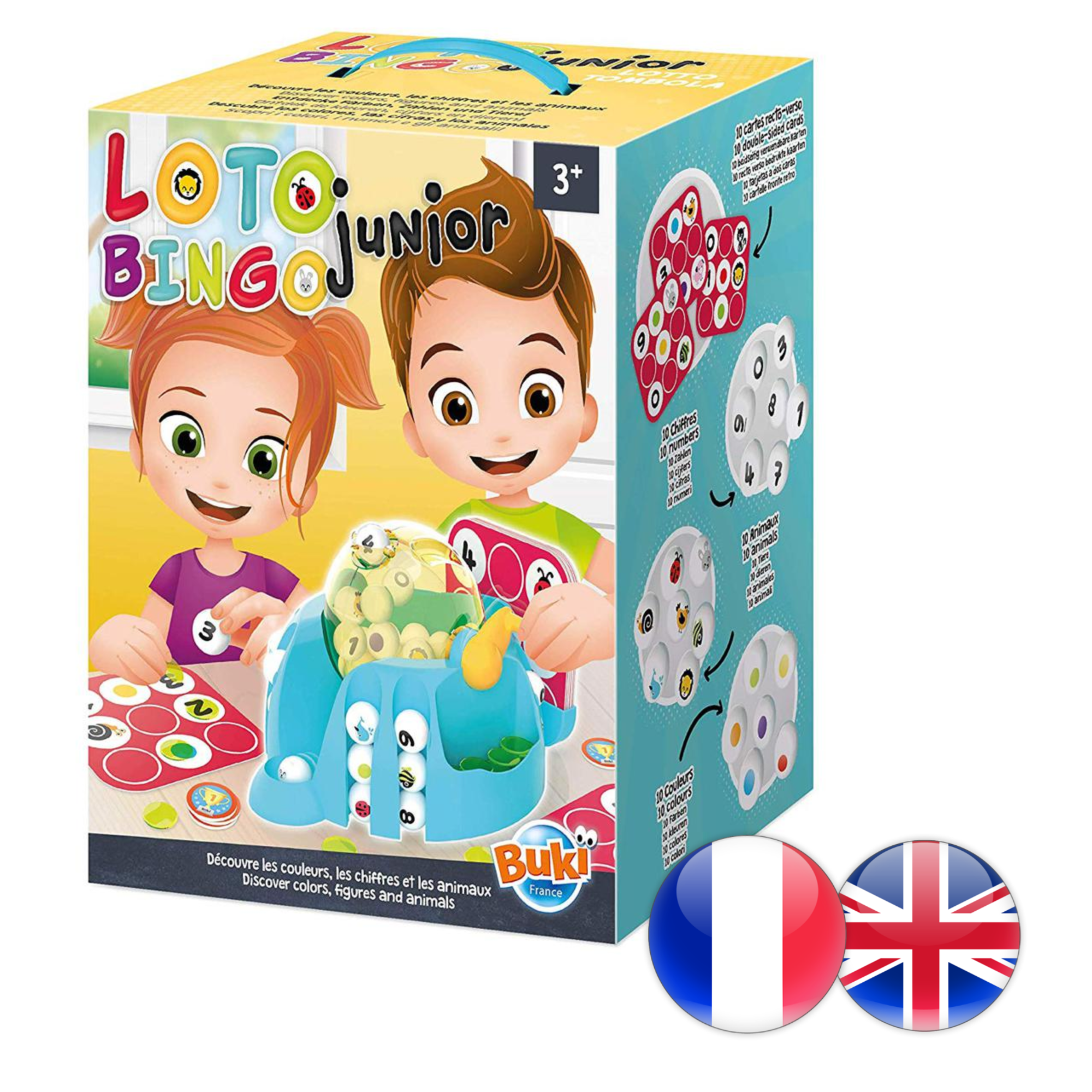 Buki Buki - Loto Bingo Junior