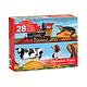 Melissa & Doug Puzzle plancher 28: Alphabet Train