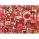 Cobble Hill Puzzle 1000: Red