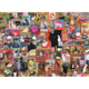 Cobble Hill Puzzle 1000: Catsville