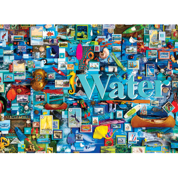 Cobble Hill Puzzle 1000: Water