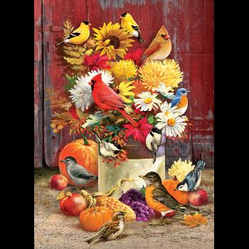 Cobble Hill Puzzle 1000: Autumn Bouquet
