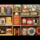 Cobble Hill Puzzle 275: Tea Caddies