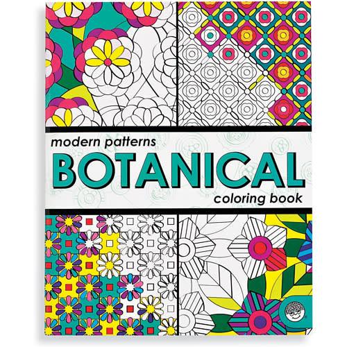MindWare Modern Patterns: Botanical