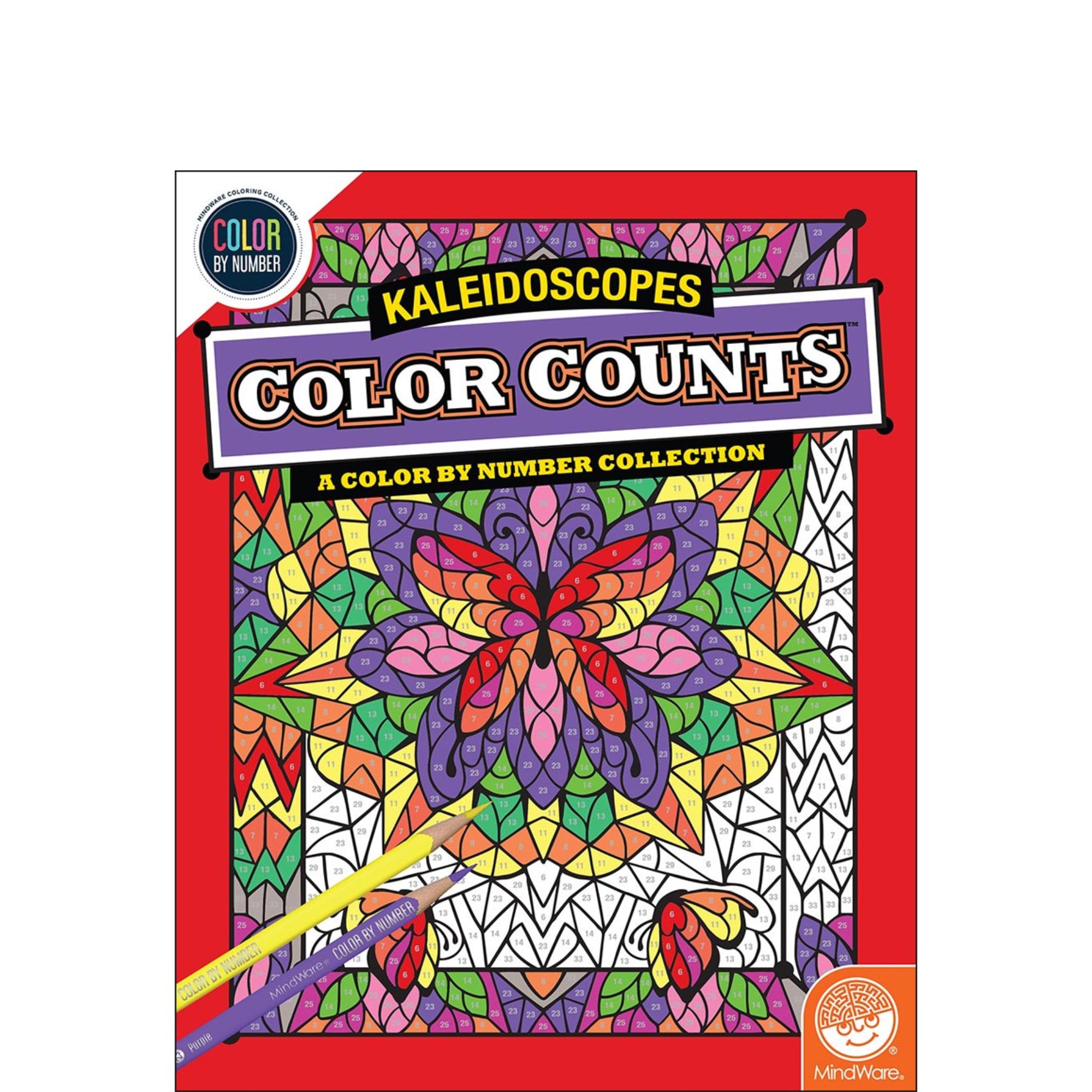 MindWare CBN Color Counts: Kaleidoscopes