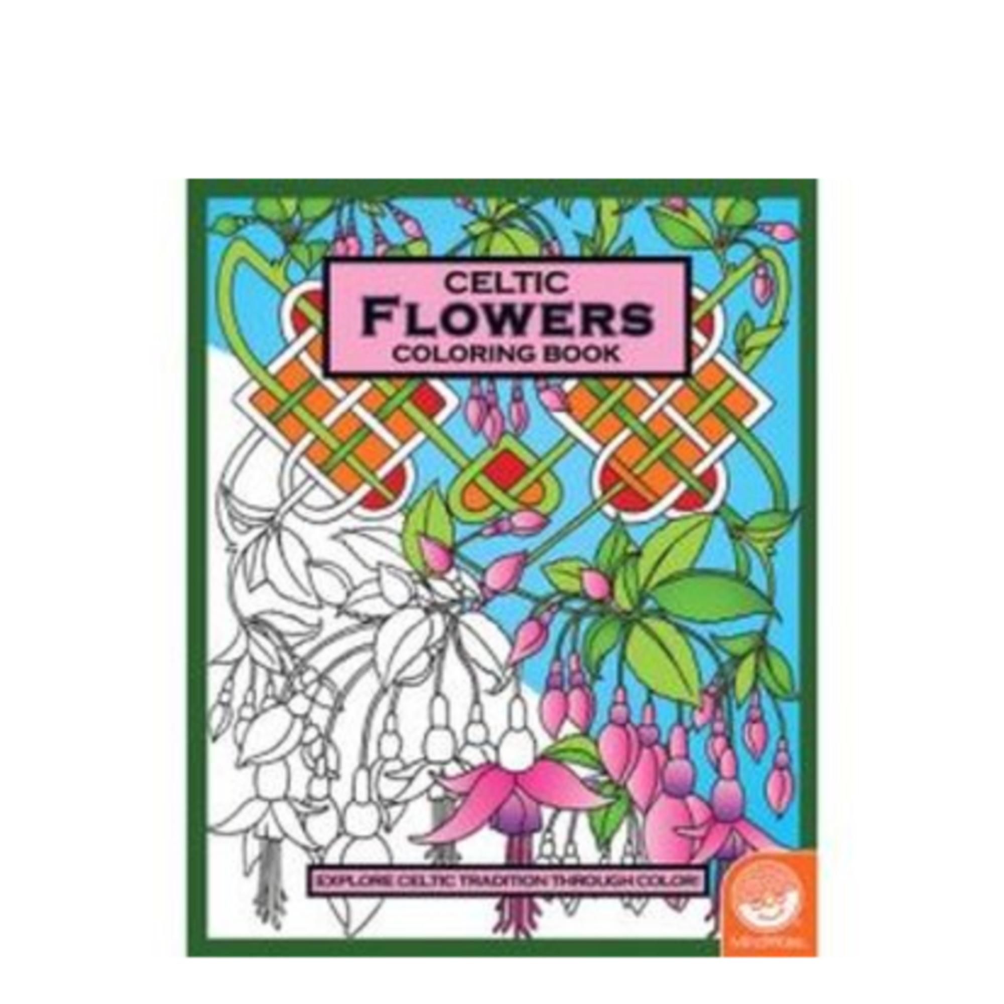 MindWare Celtic Flowers