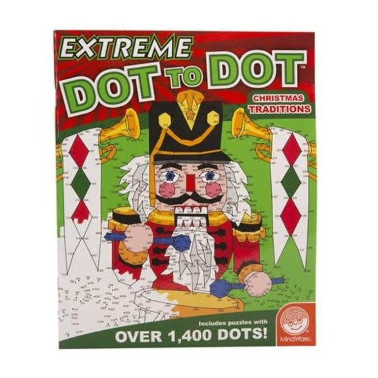 MindWare Extreme Dot to Dot: Christmas Traditions