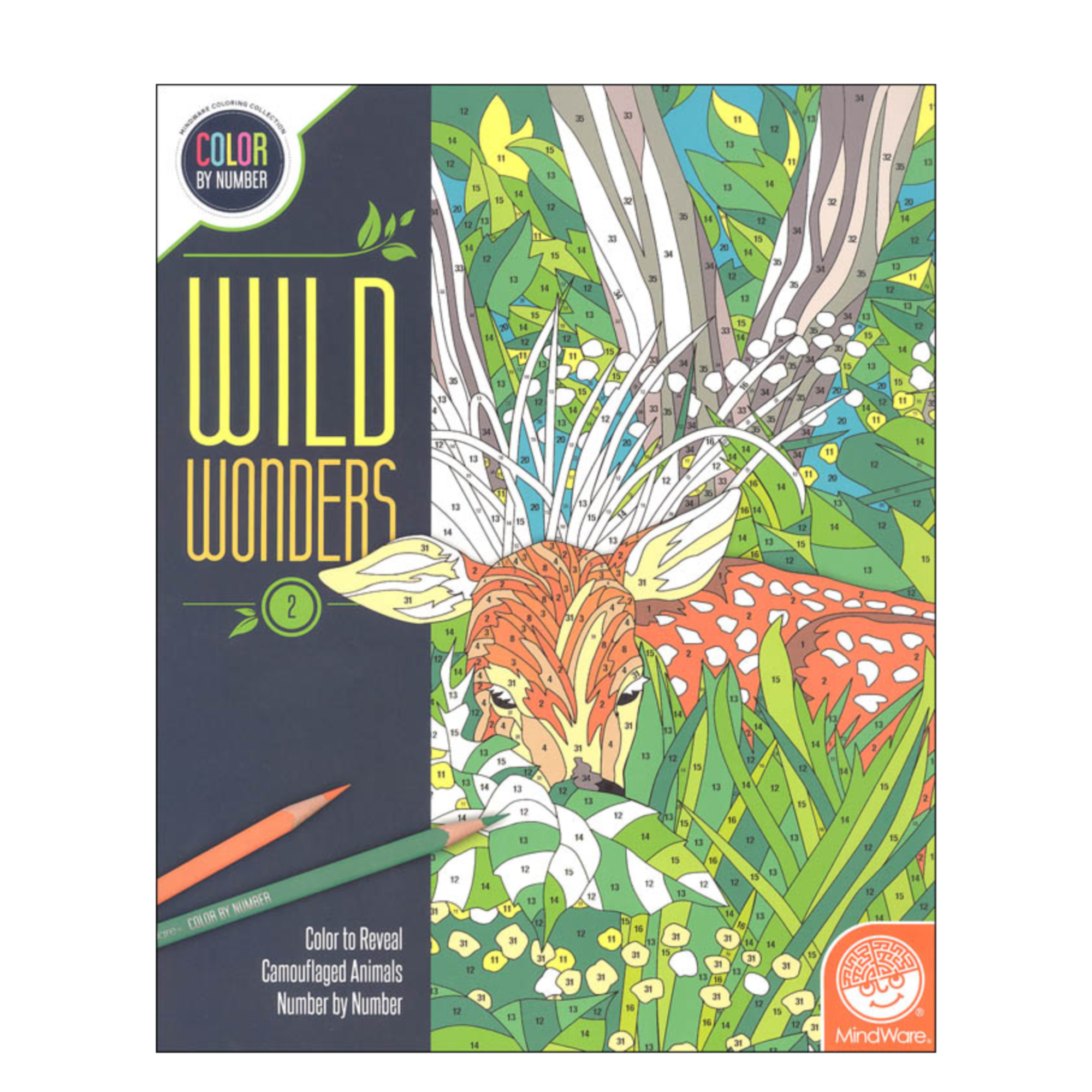 MindWare CBN Wild Wonders: Book 2