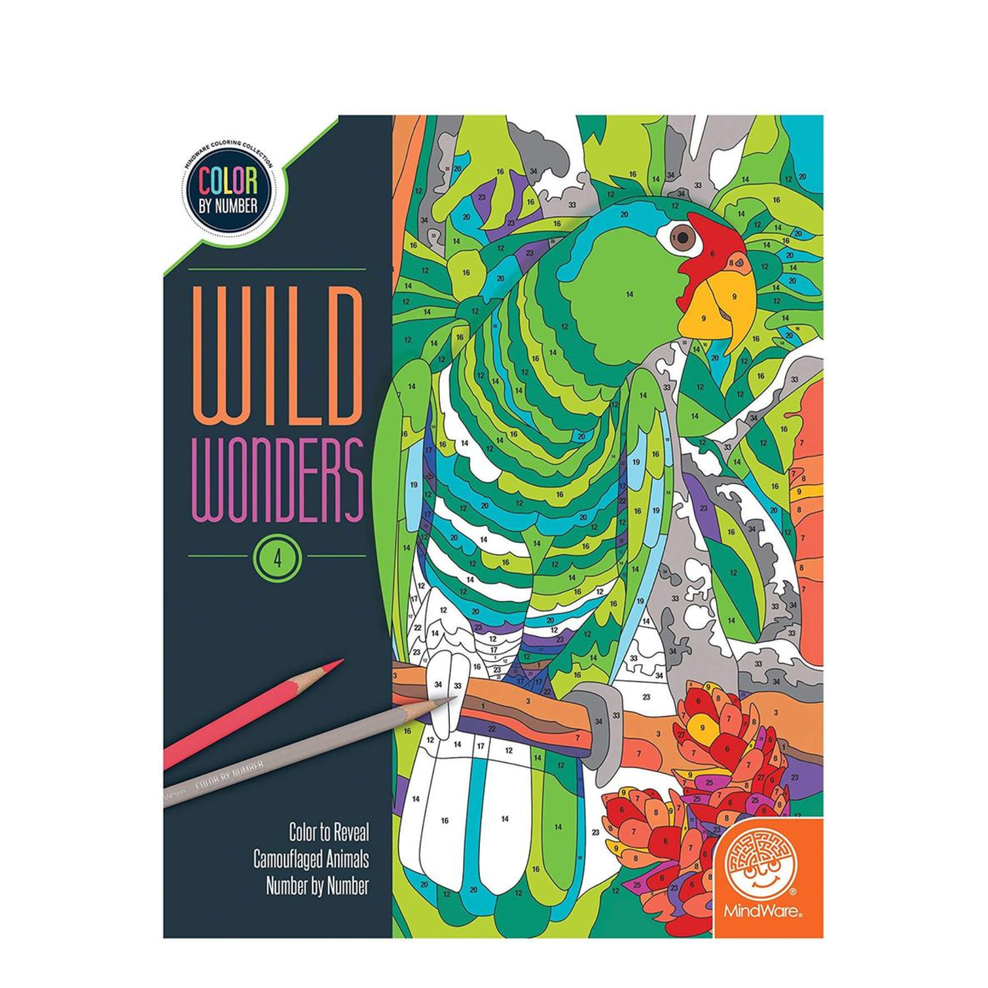 MindWare CBN Wild Wonders: Book 4