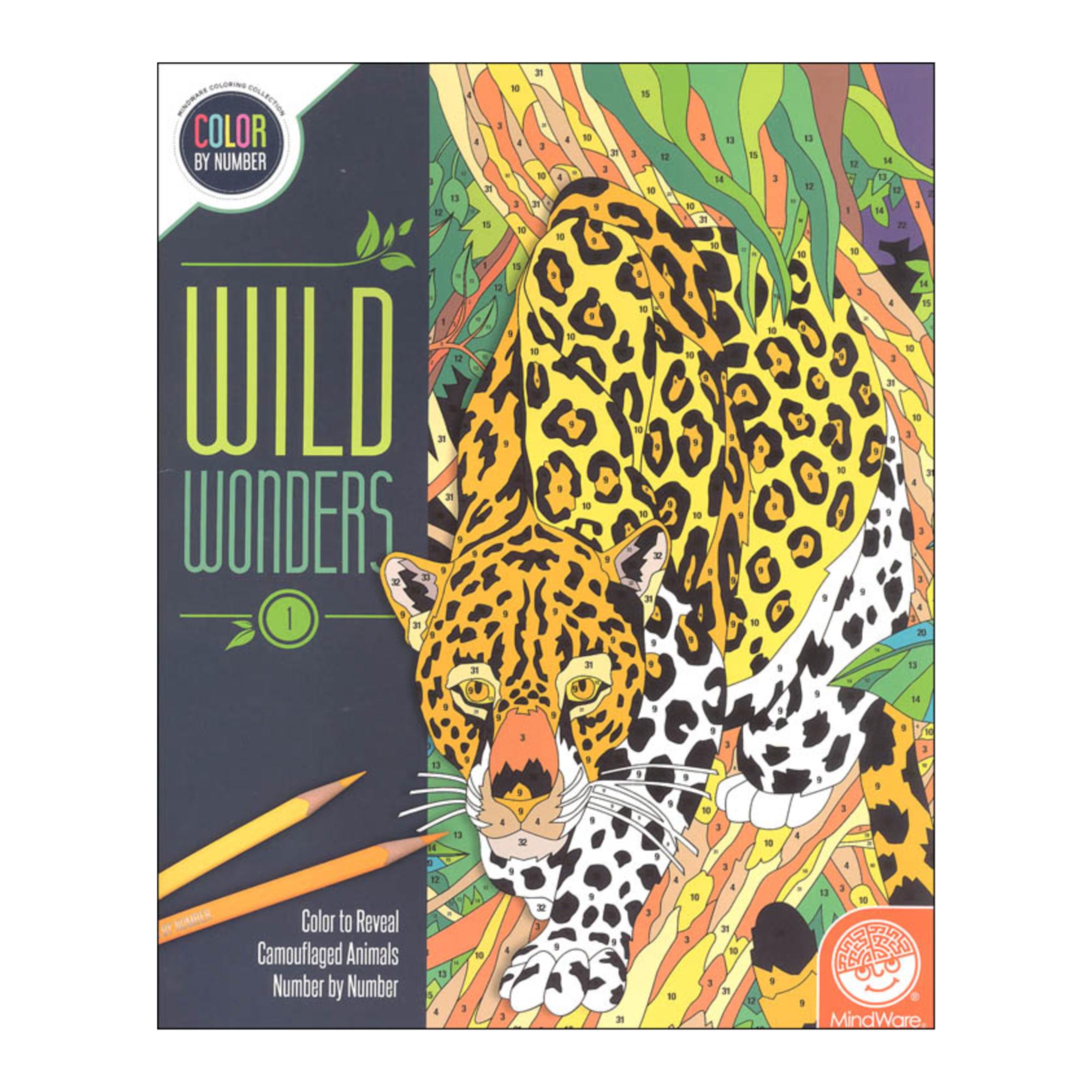 MindWare CBN Wild Wonders: Book 1