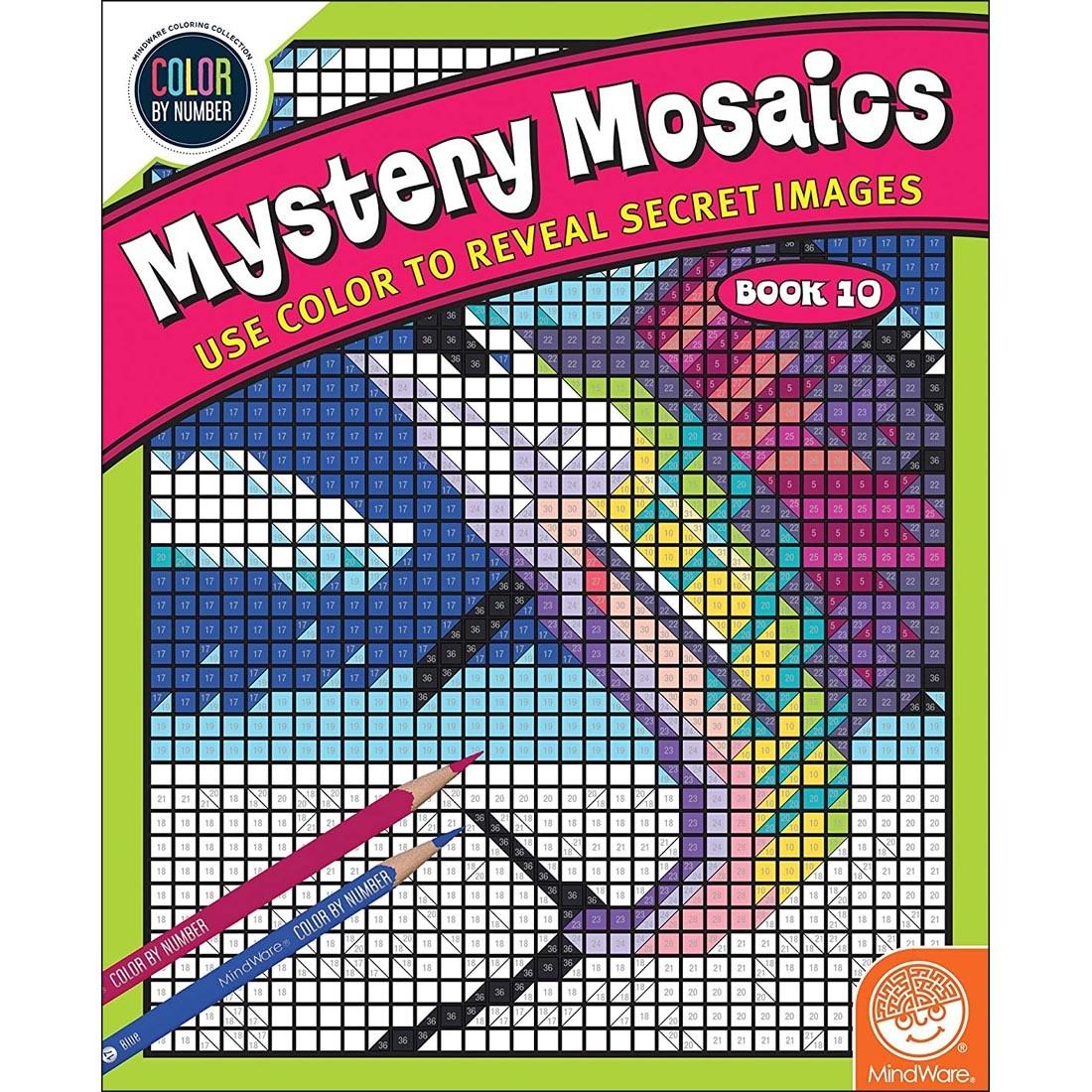 MindWare CBN Mystery Mosaics: Book 10