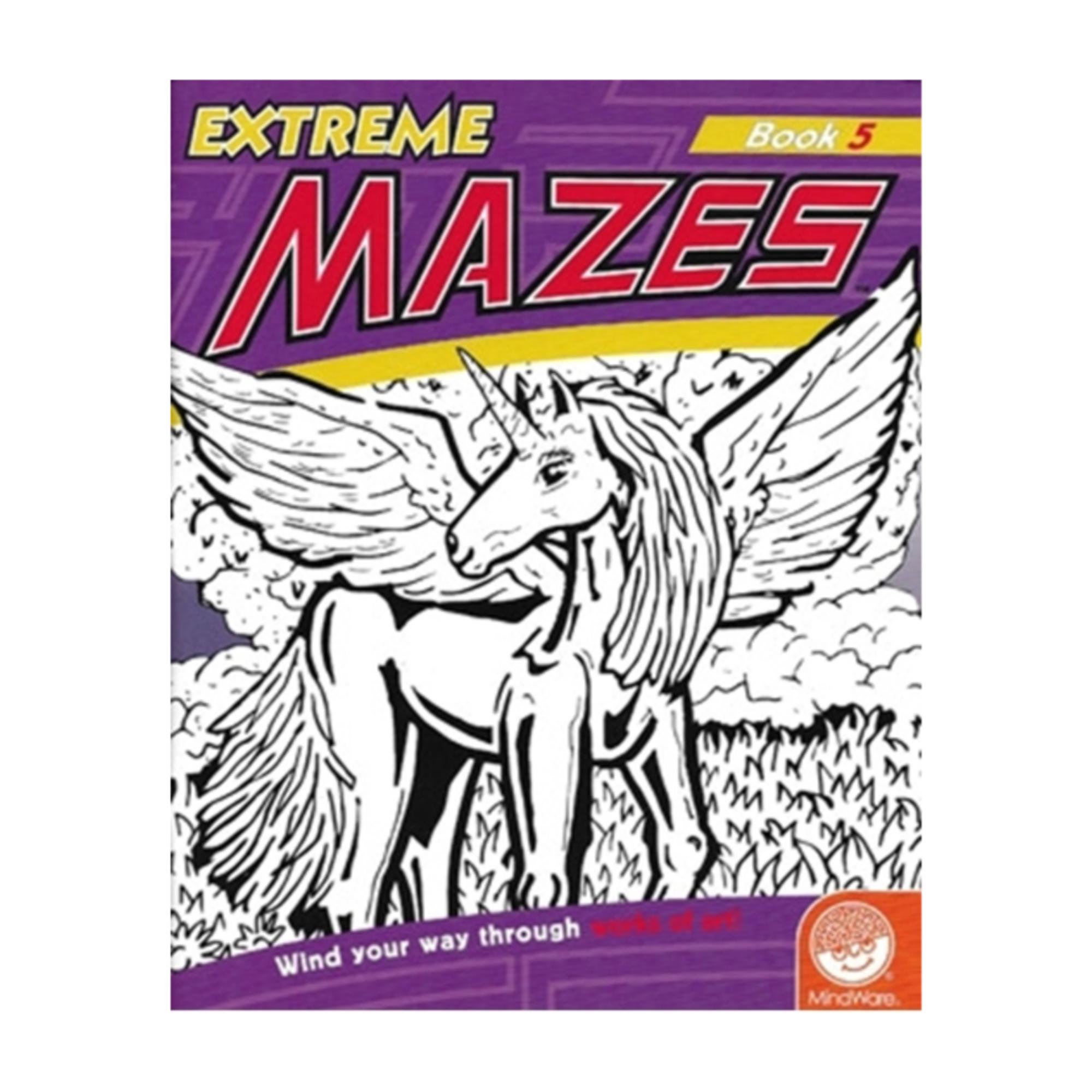 MindWare Extreme Mazes: Book 5
