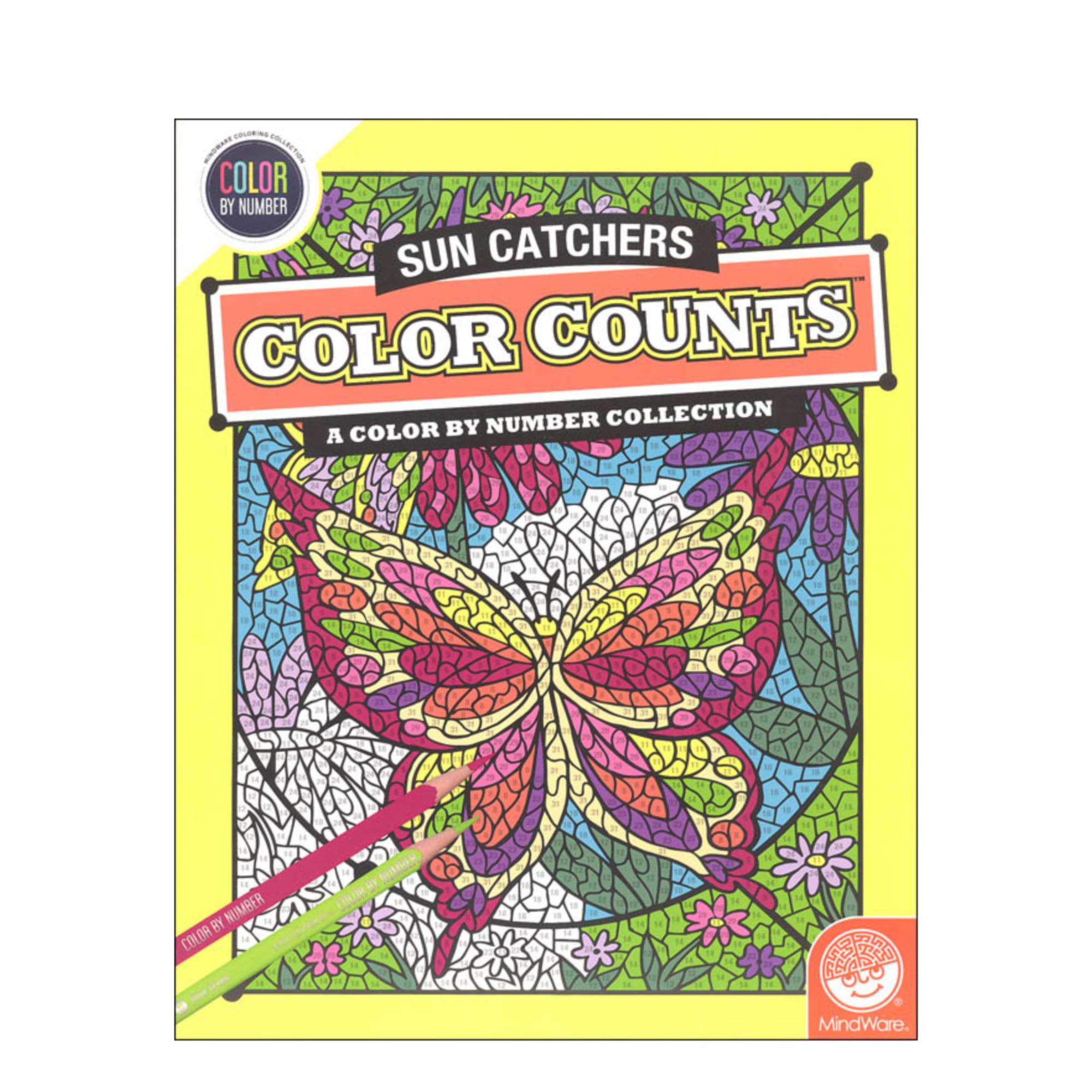 MindWare CBN Color Counts: Sun Catchers