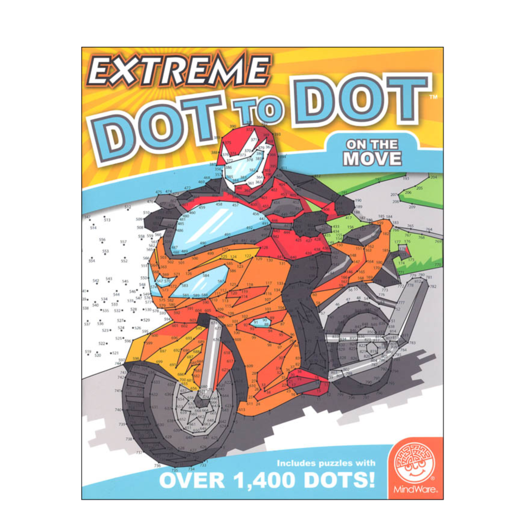 MindWare Extreme Dot to Dot: On the Move