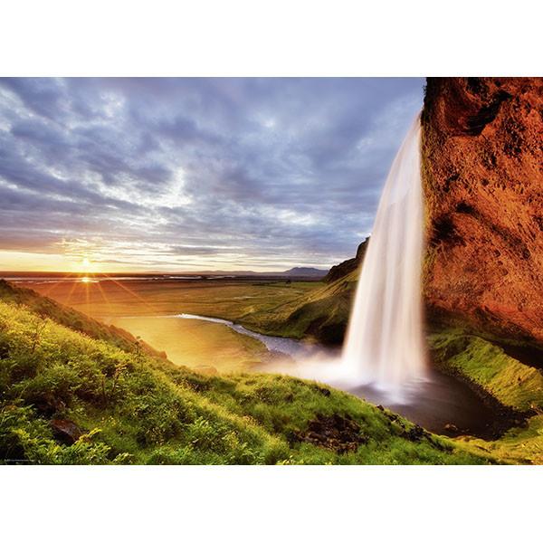 Heye Puzzle 1000: Seljalands Waterfall, AVH