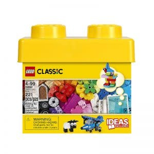 LEGO LEGO Classic - Briques Creatives en seau 221 pieces