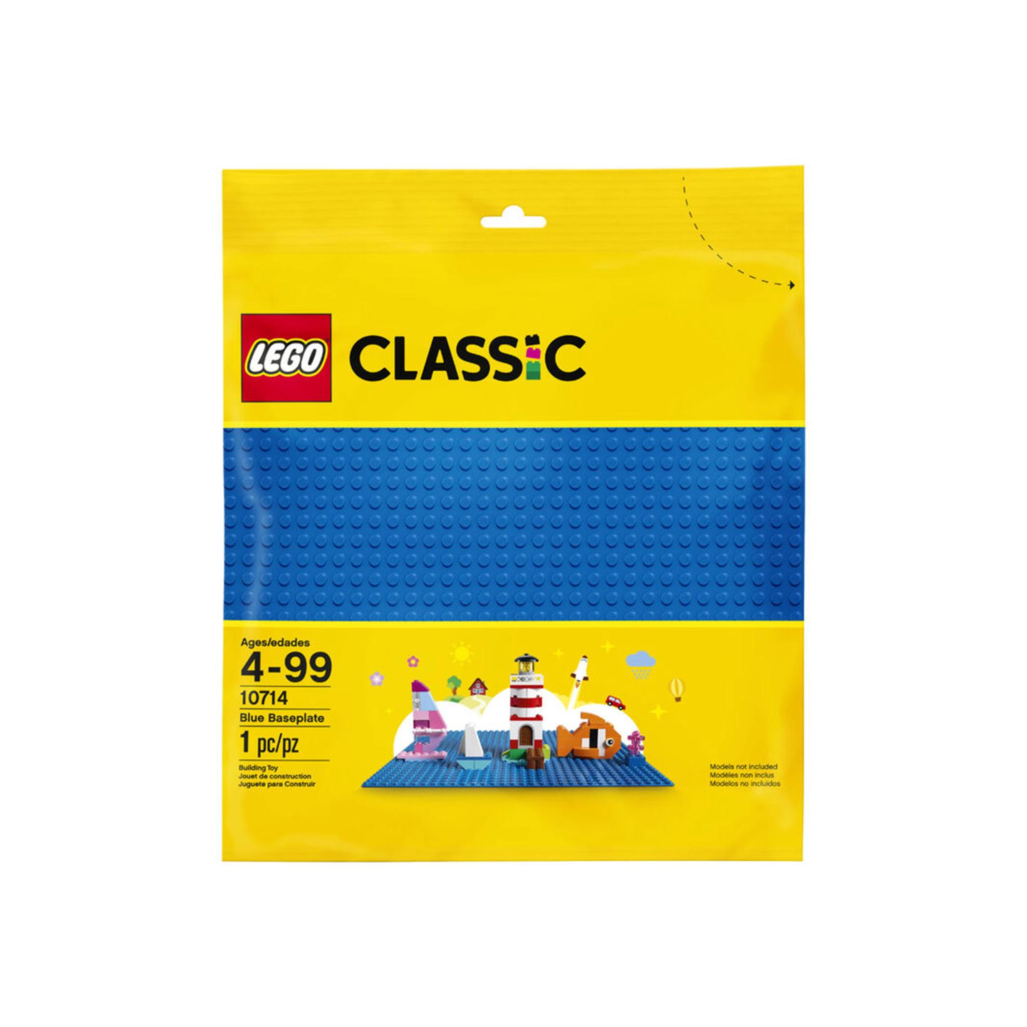 LEGO LEGO Classic - Plaque de base bleue