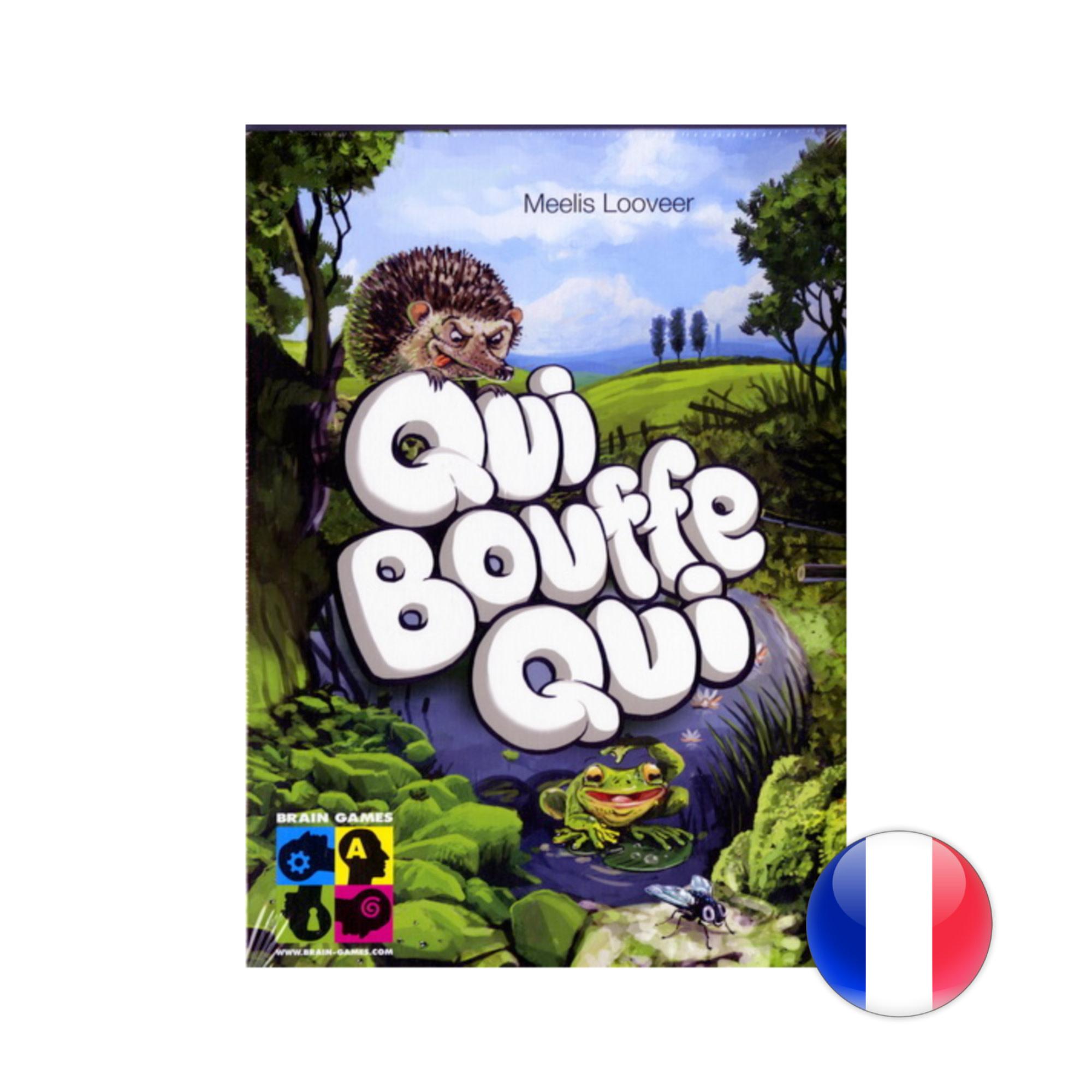 Brain Games Qui Bouffe Qui