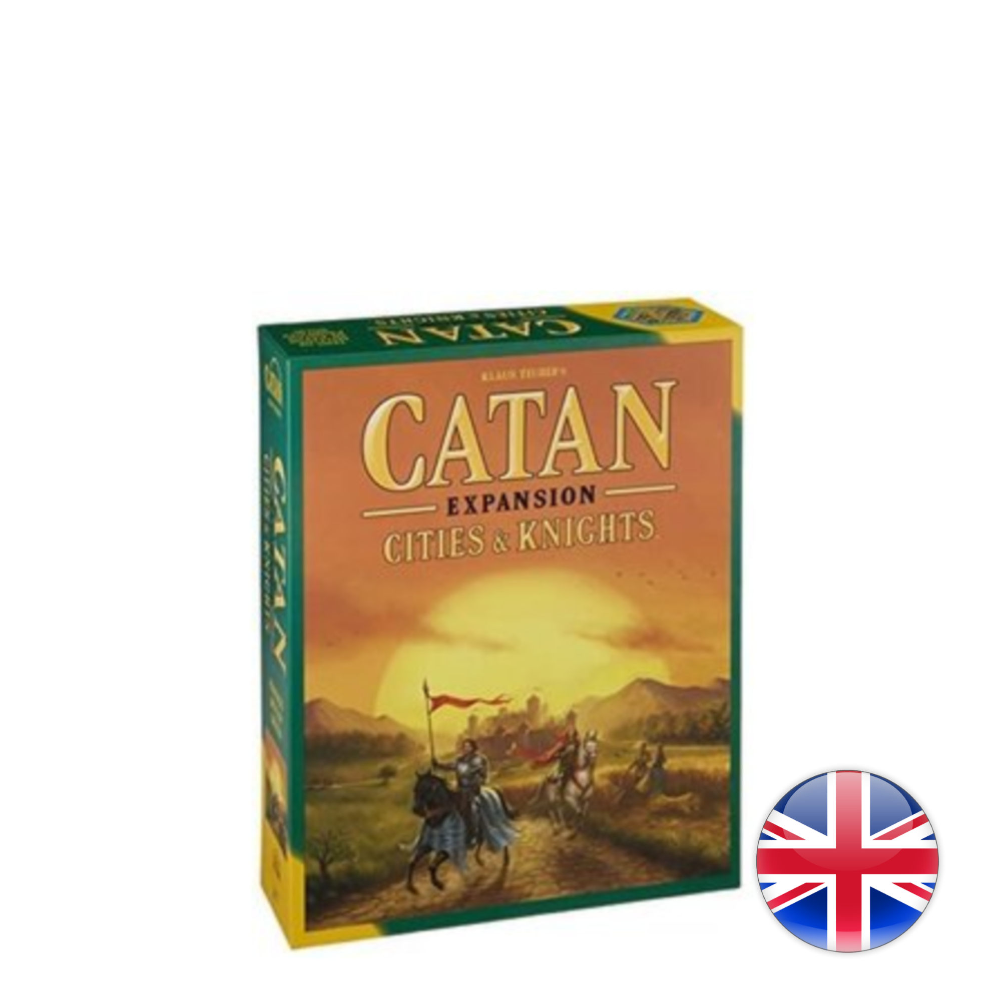 Catan Studios Catan - Exp. Cities & Knights - 5/6 Player