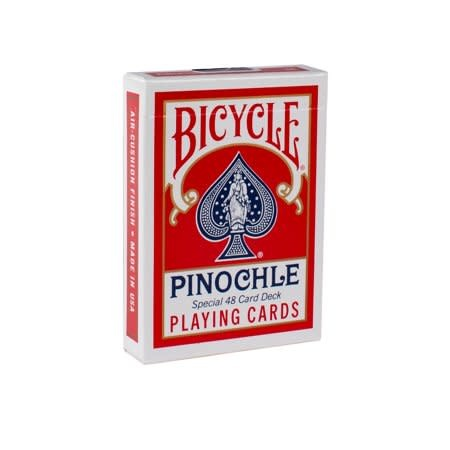 Bicycle Bicycle Pinochle Standard Index