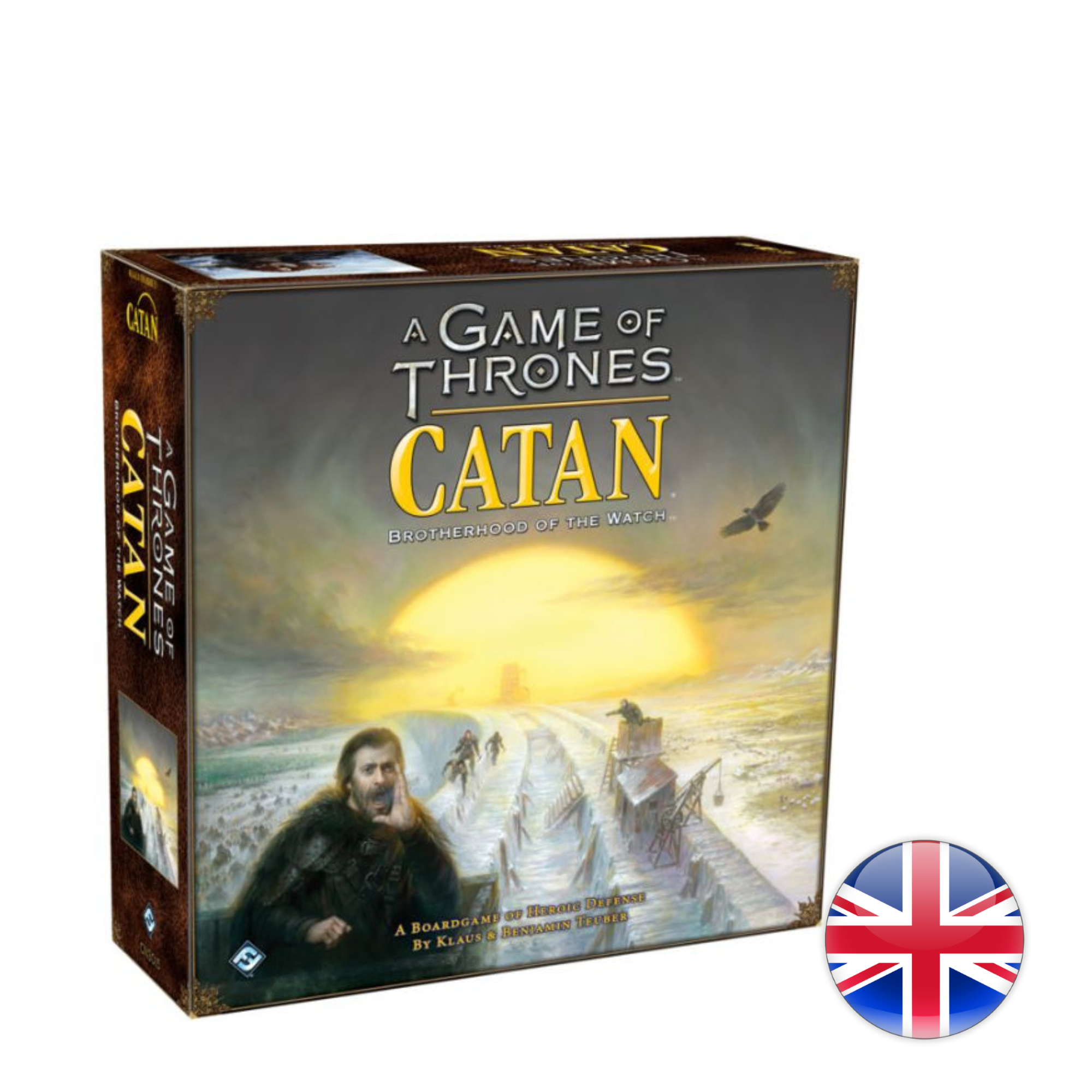 Filosofia Catan - Game of Thrones, Brotherhood of the Watch