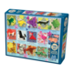 Cobble Hill Puzzle 500: Origami Animals