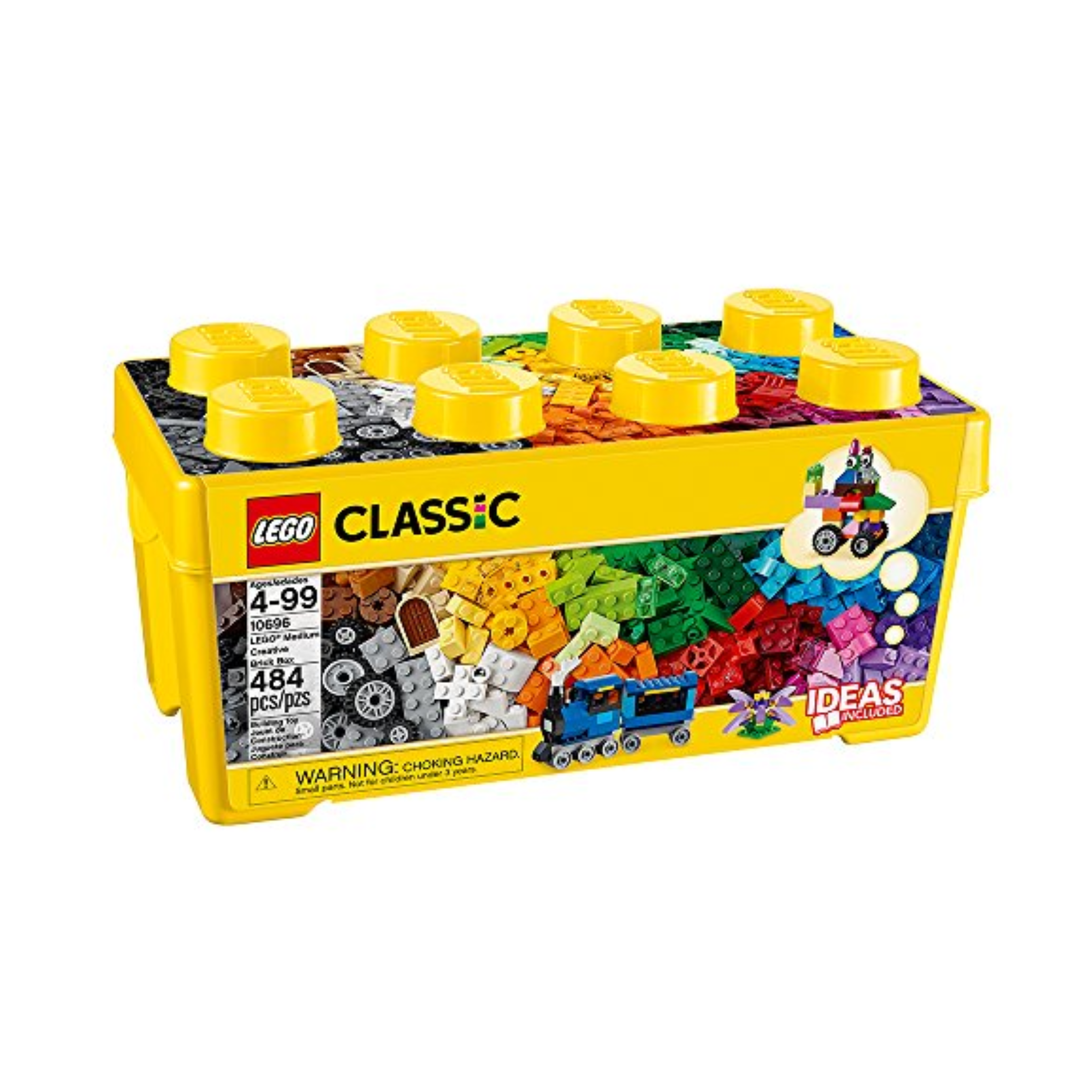 LEGO LEGO Classic, Seau de 484 briques