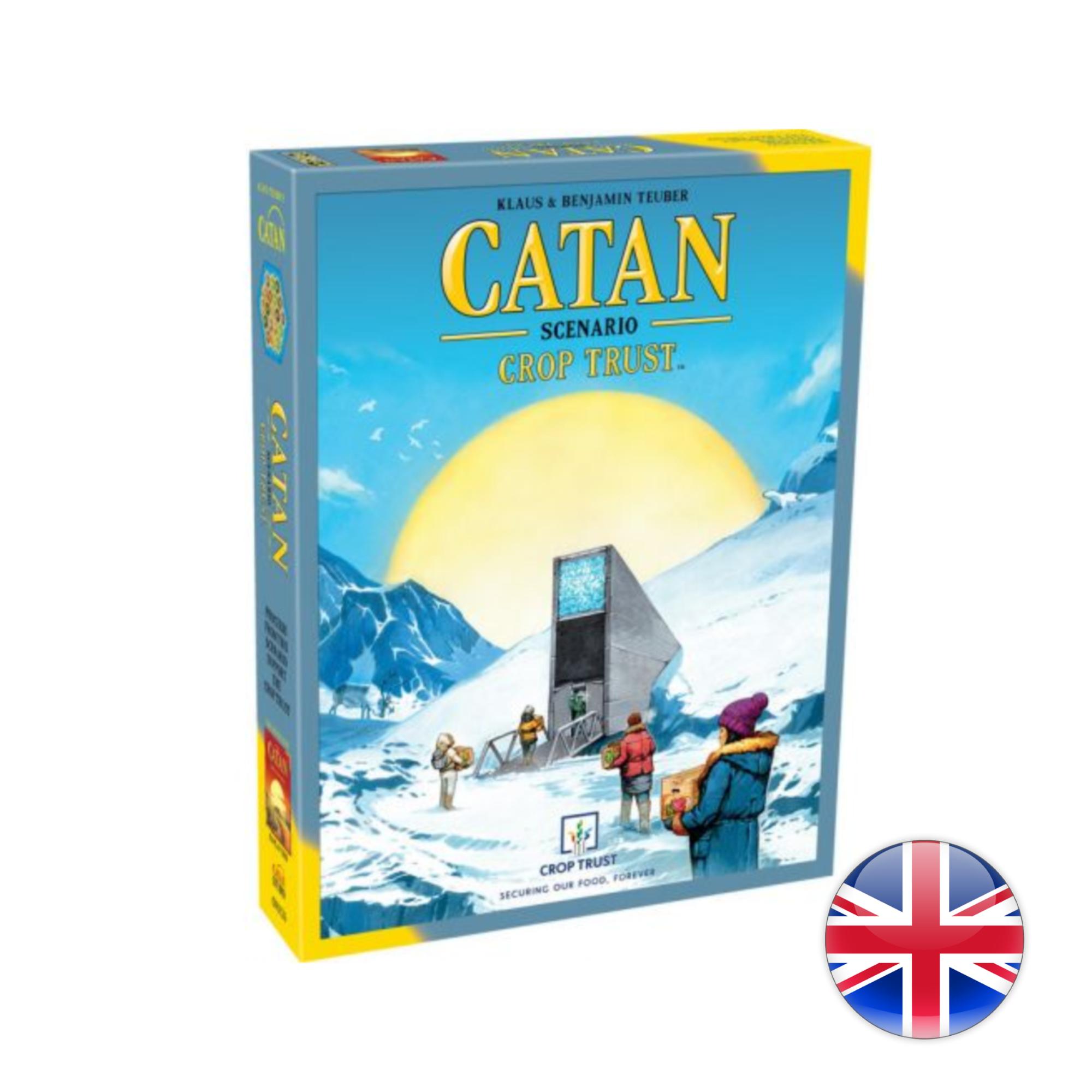 Catan Studios Catan Scenario - Crop Trust