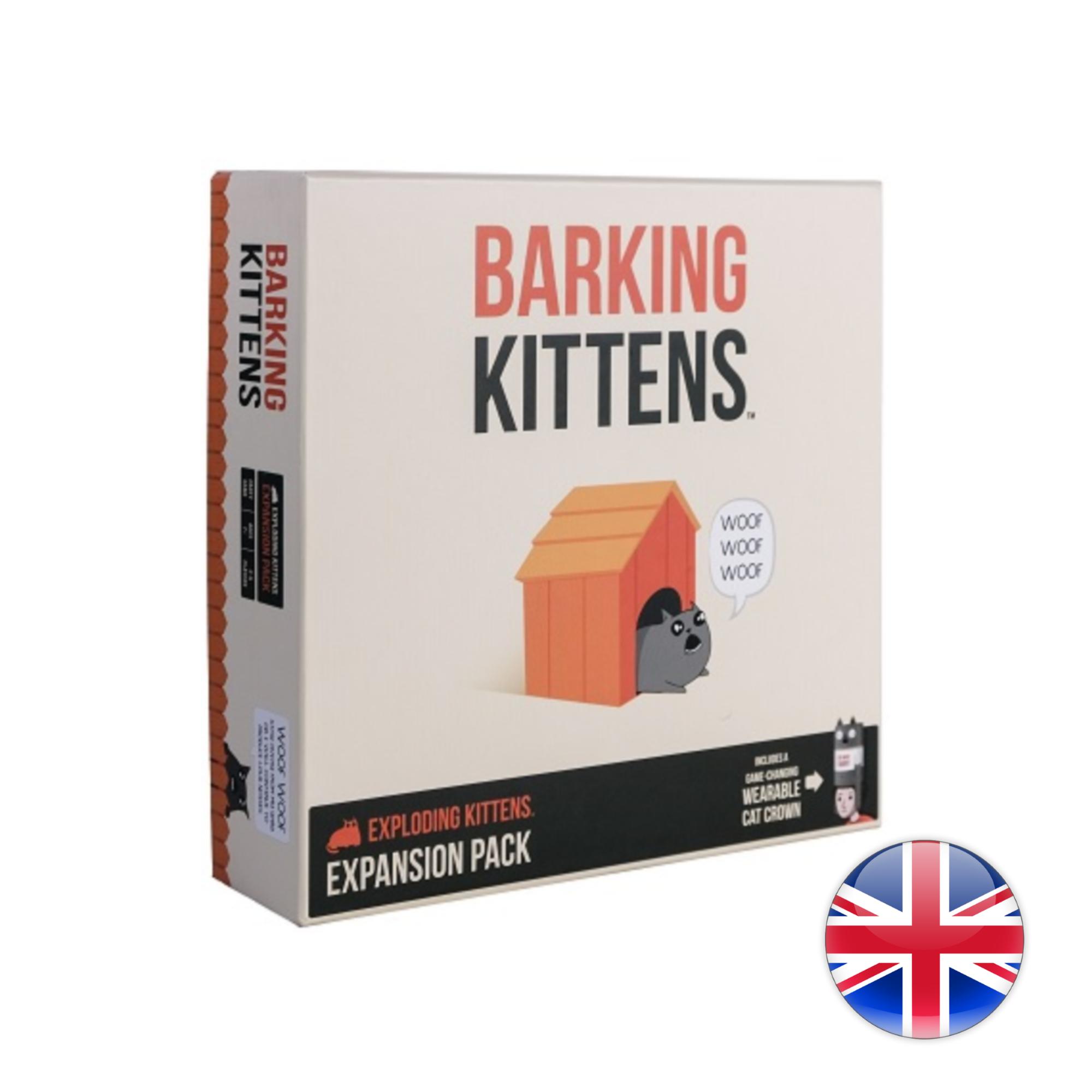 Exploding Kittens - Exp Barking kittens