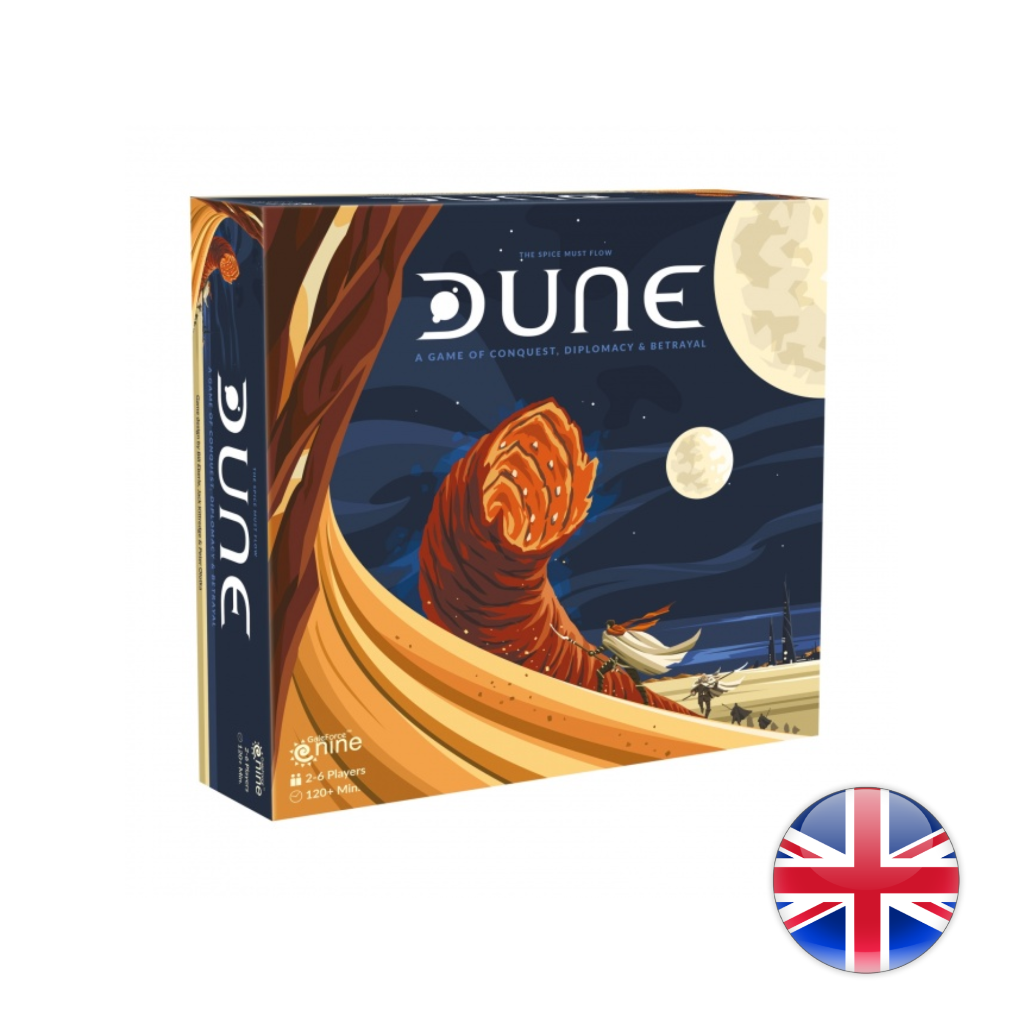 Gale Force Nine Dune VA