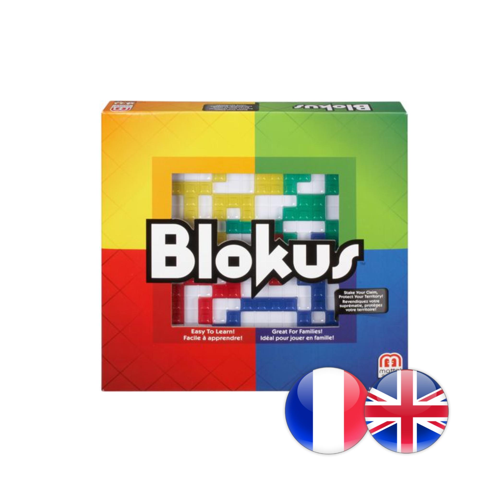 Mattel Inc. Blokus