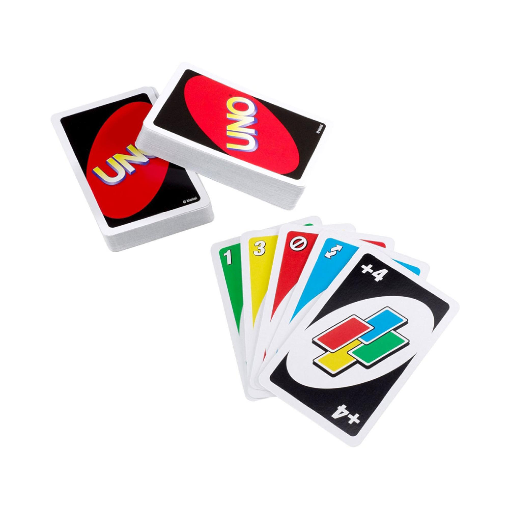 Mattel Inc. UNO jeu de cartes