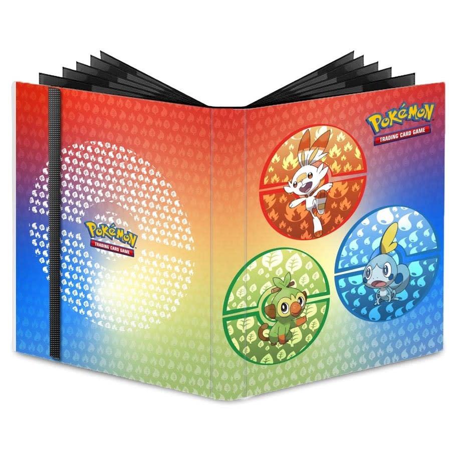Ultra Pro Binder Pro Pokemon SWSH Galar Starters (9)