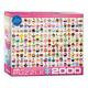 Eurographics Puzzle 2000: Cupcakes Galore