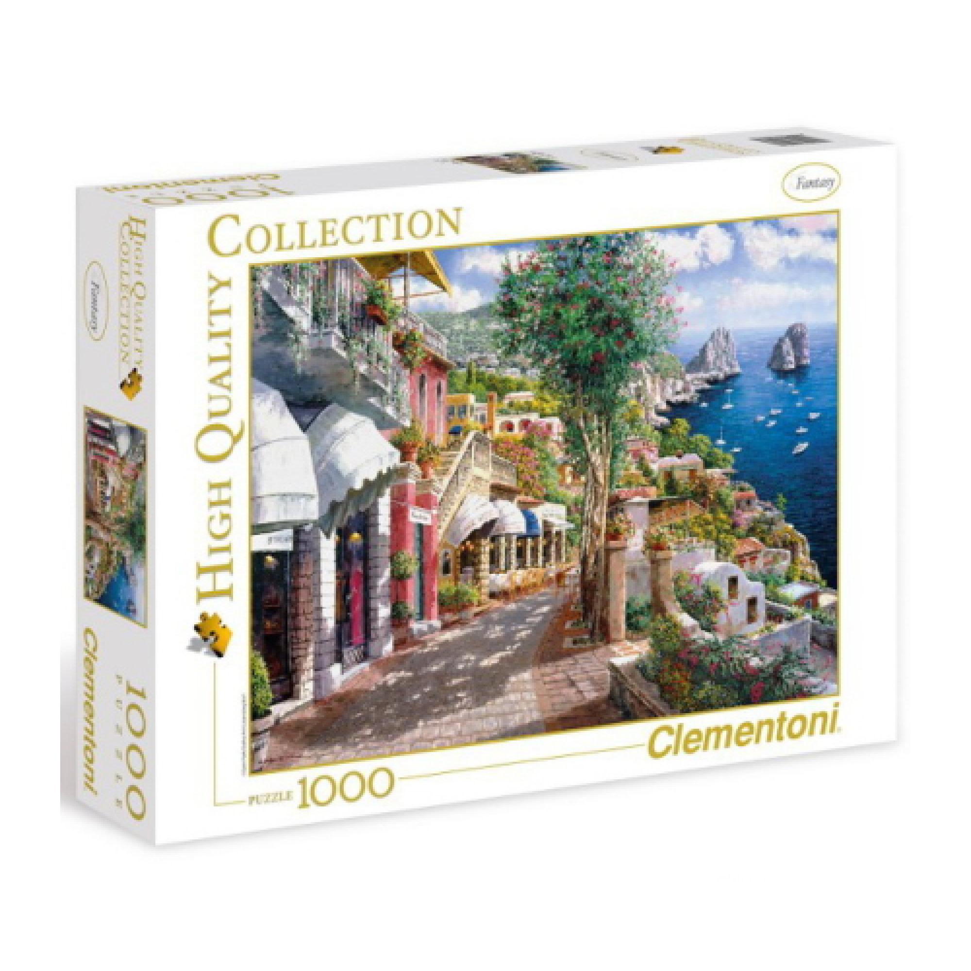 Clementoni Puzzle 1000: Capri