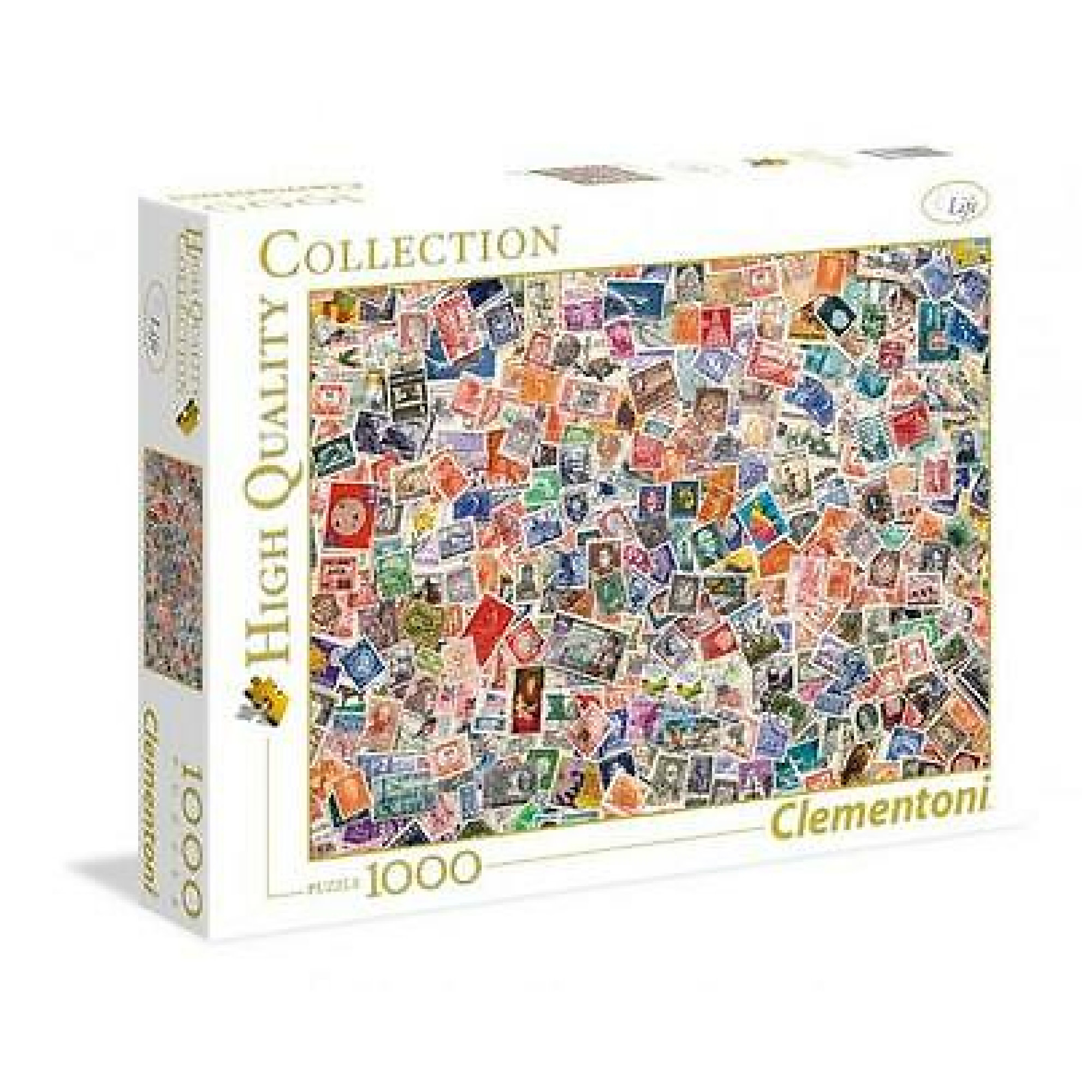 Clementoni Puzzle 1000: Timbres