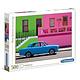 Clementoni Puzzle 500: La voiture bleue