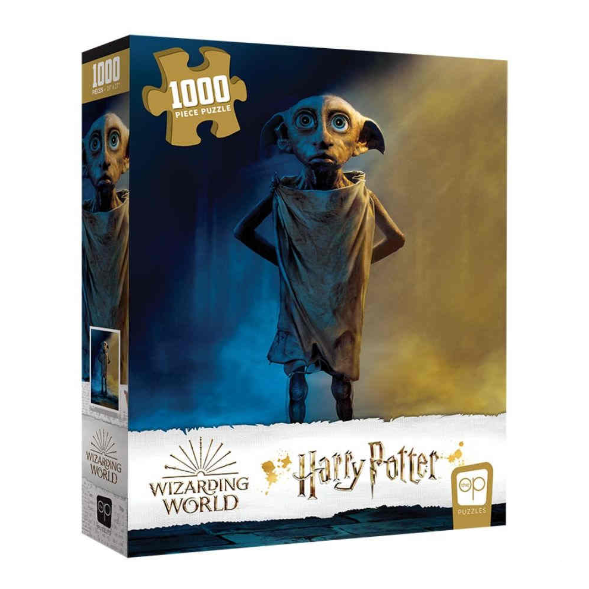 USAopoly Puzzle 1000: Harry Potter™ Dobby