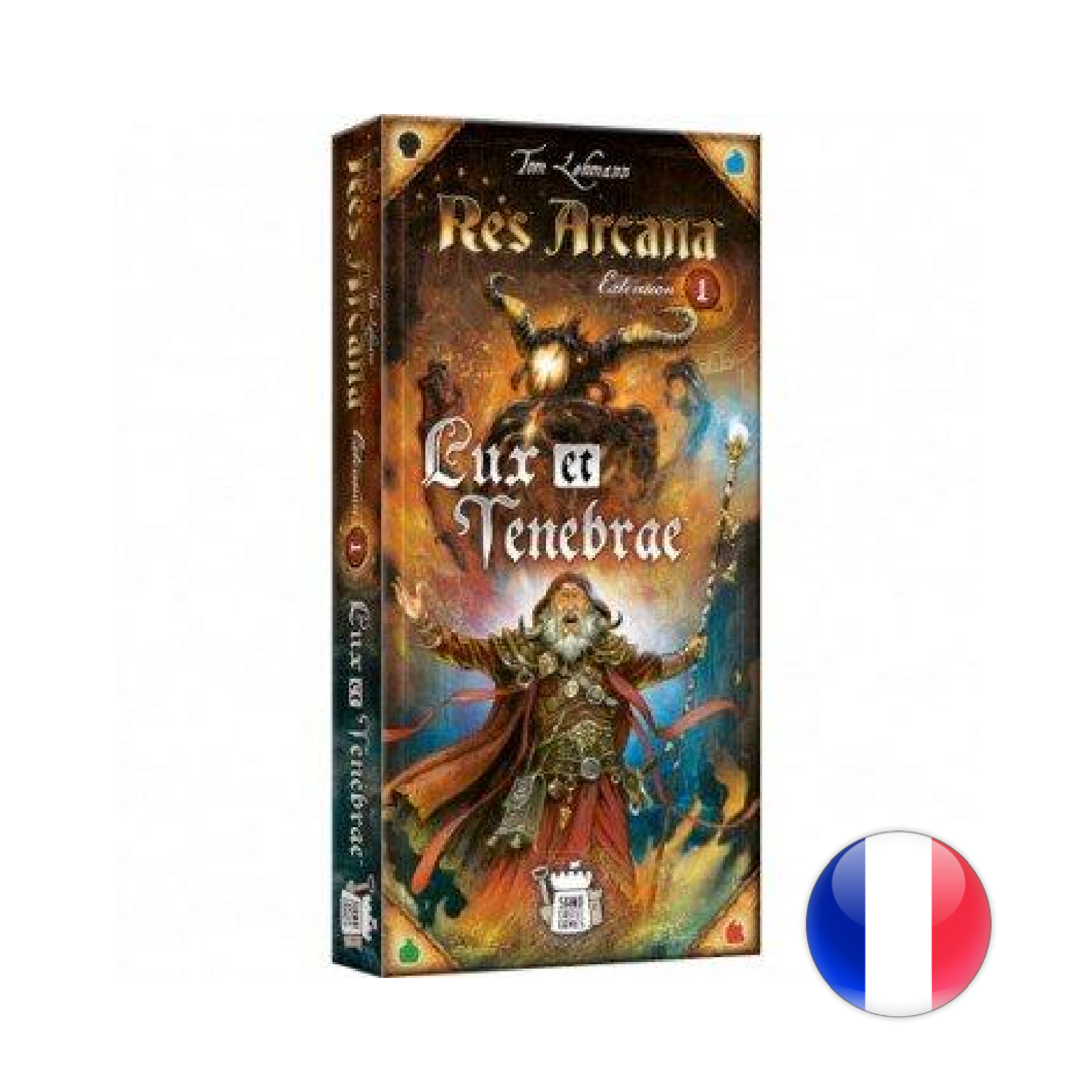 Sand Castle games Res Arcana Ext. Lux & Tenebrae VF