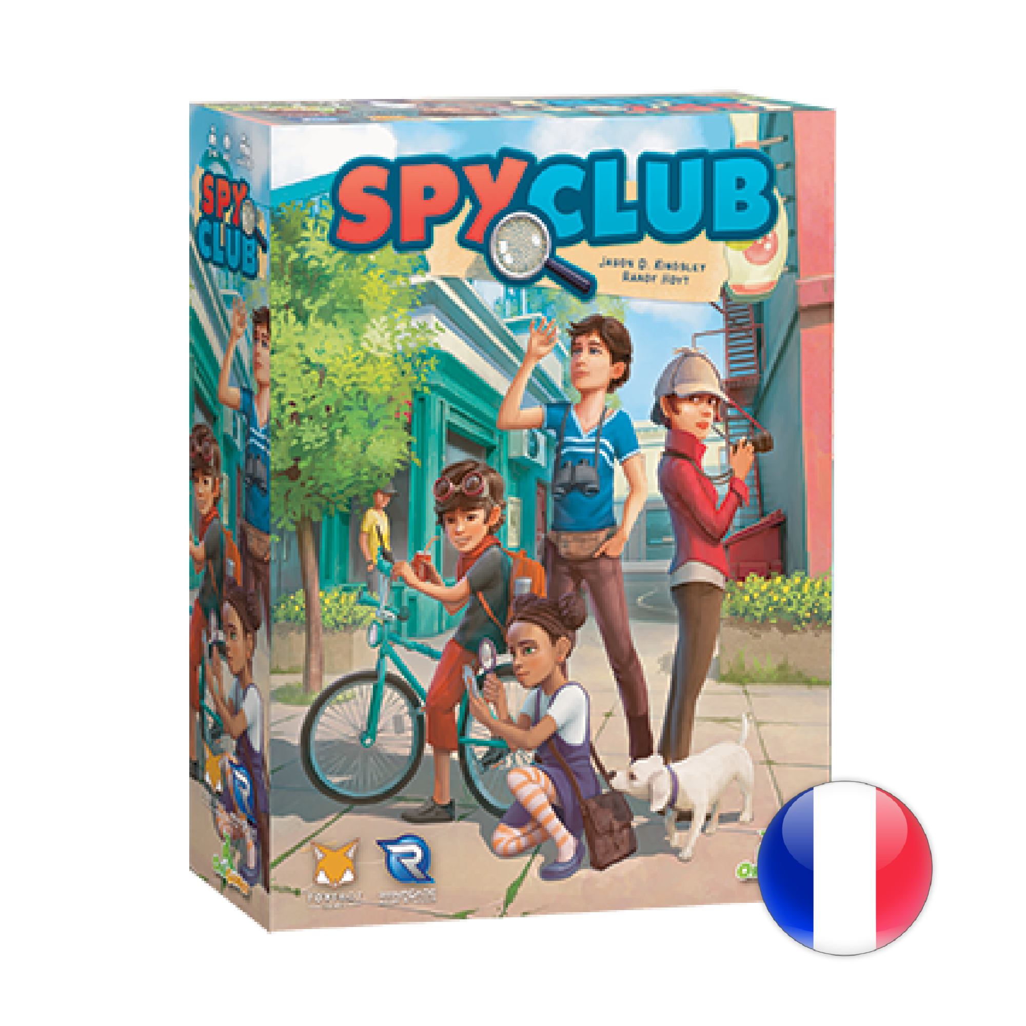 Renegade Spyclub VF