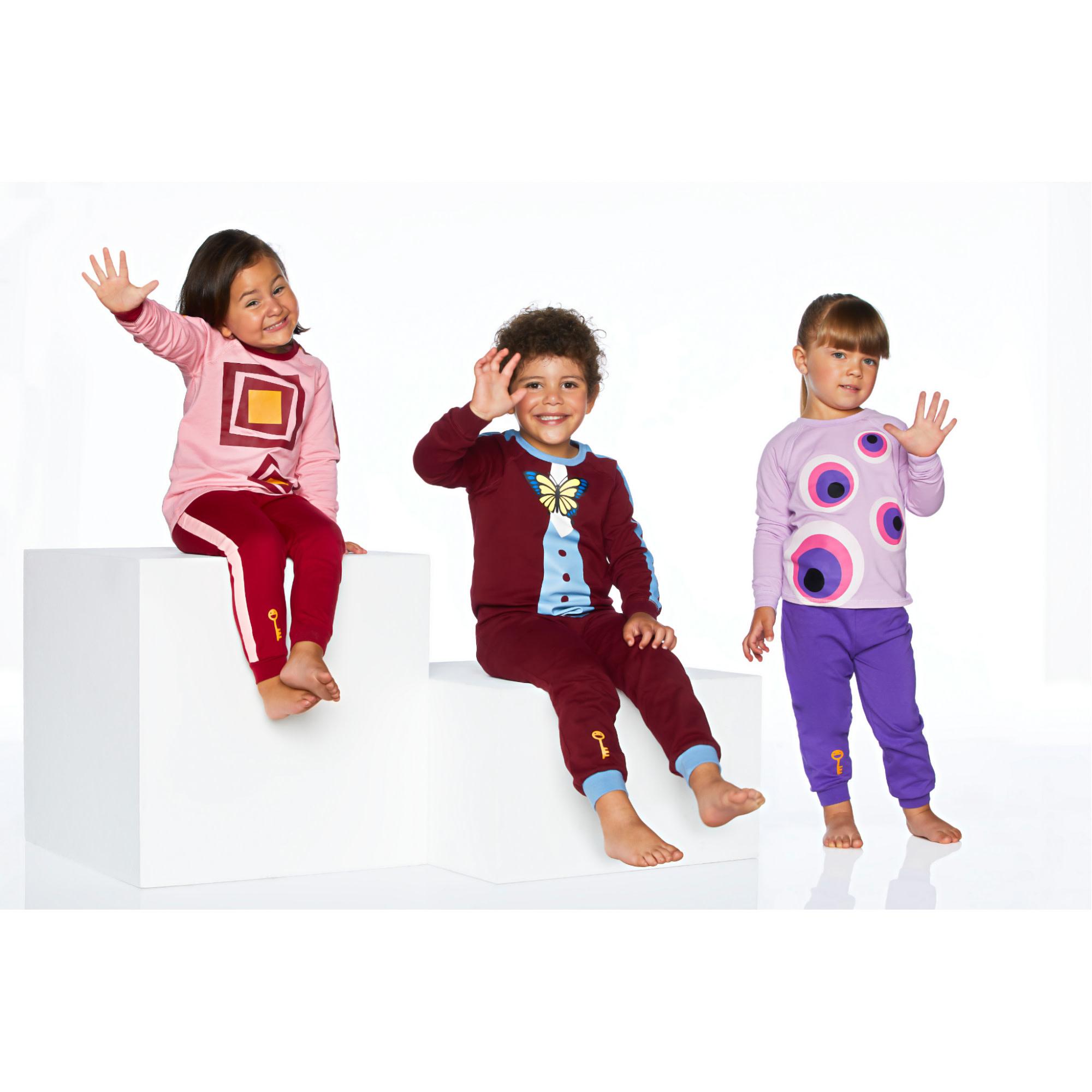 Télé-Québec Précommande Pyjama Passe-Partout: Passe-Carreau