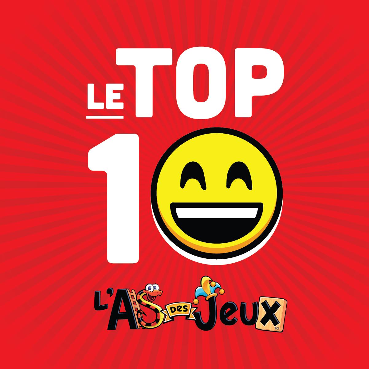 Top 10: Entendu autour d'une table de jeux