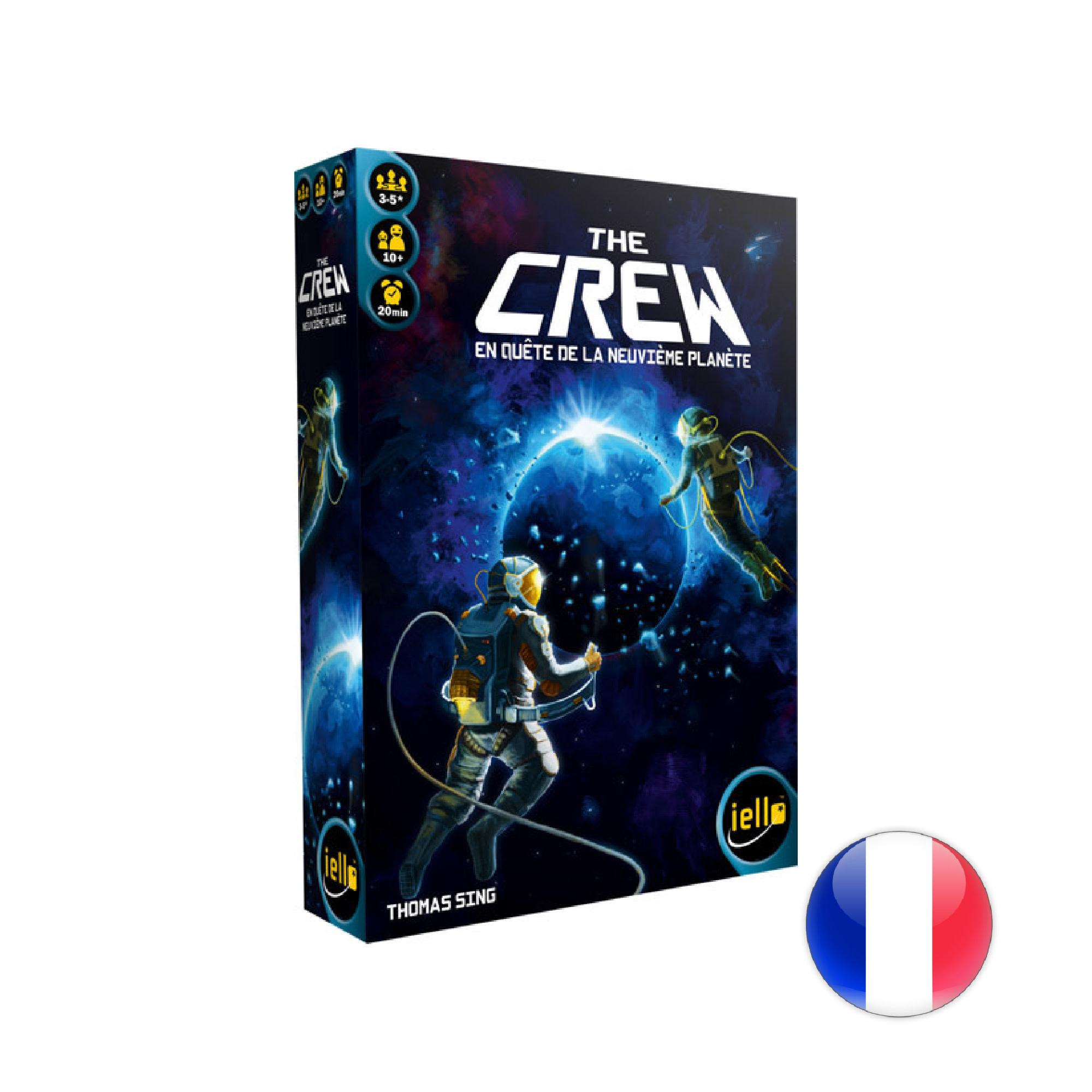 IELLO The Crew: En quête de la neuvième planète