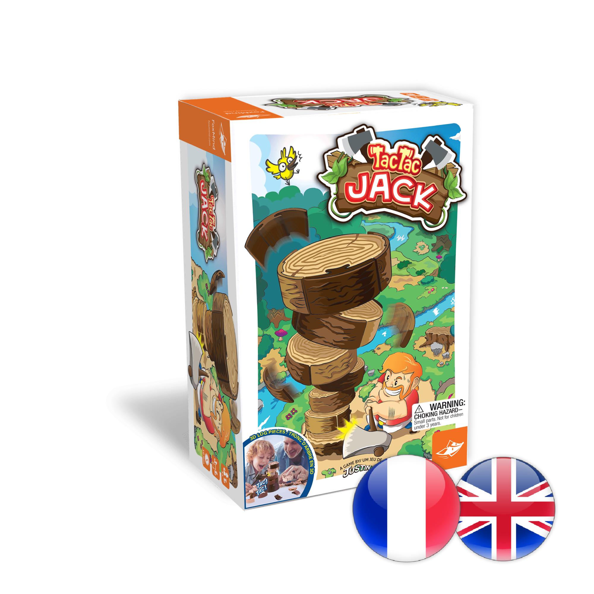 FoxMind Tac Tac Jack (multi)