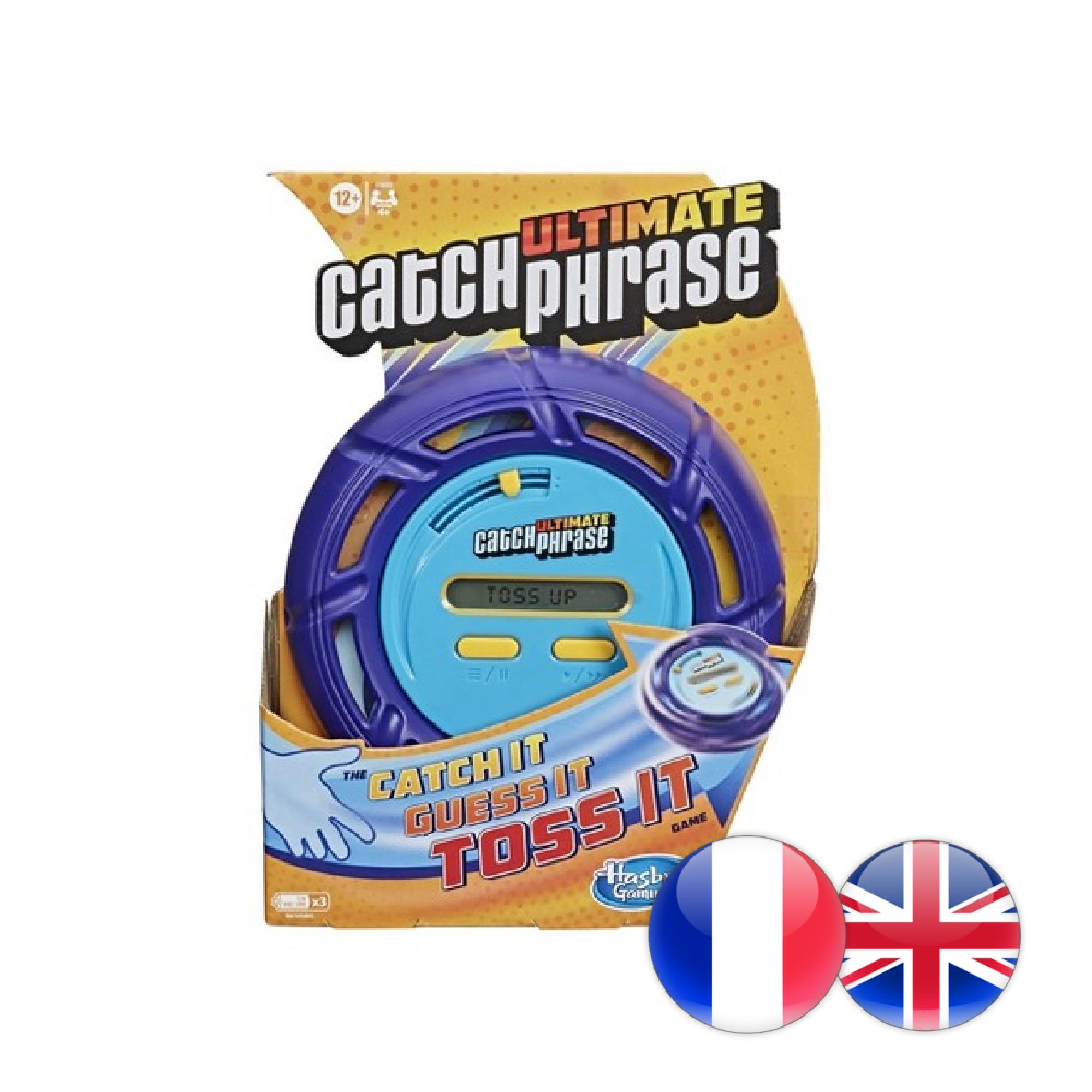 Hasbro Games Catch Phrase Ultimate (multi)