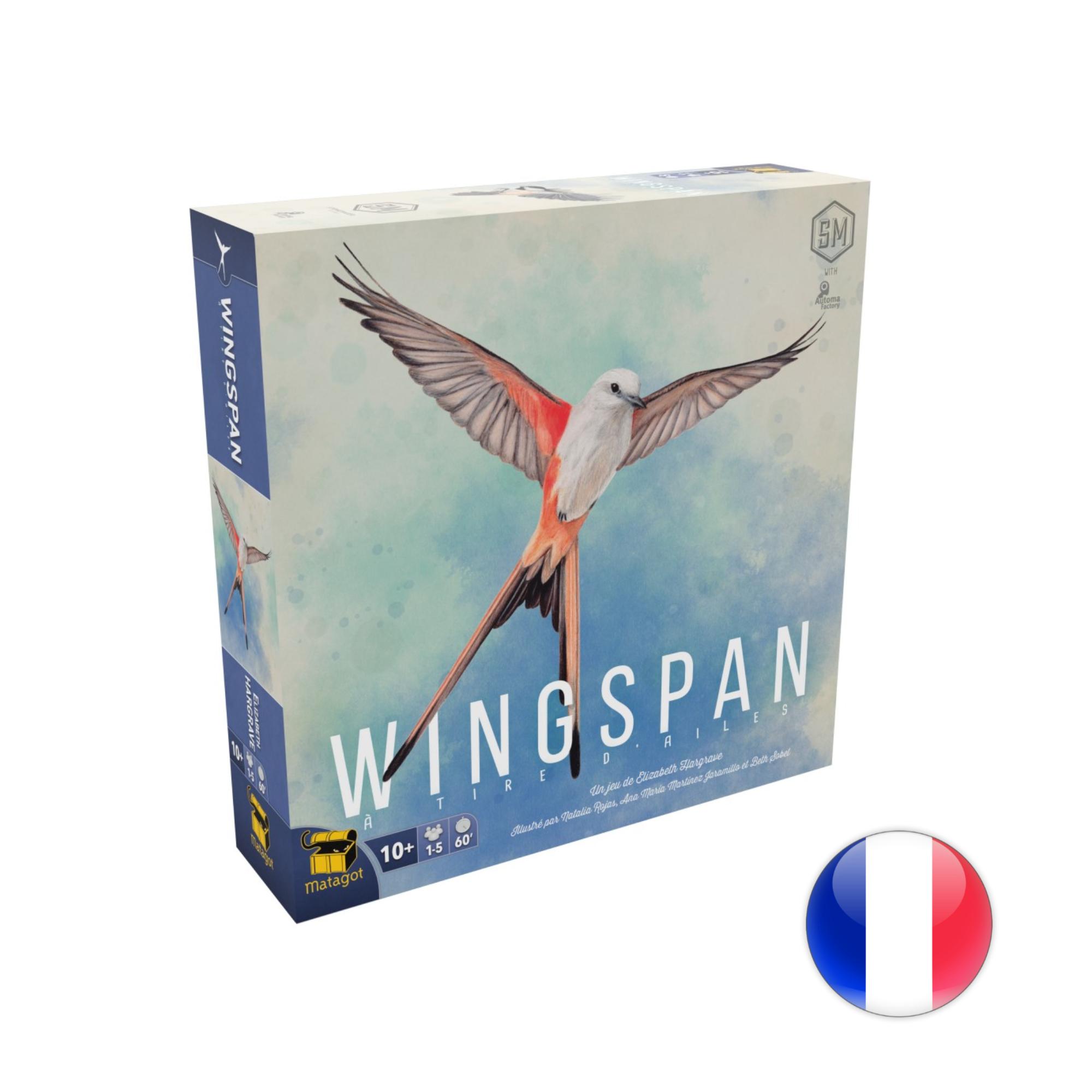 Matagot Wingspan VF